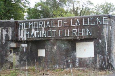 Maginot Line - Casemate 35/3