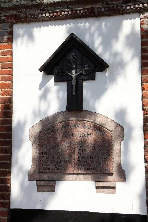 War Memorial Langham