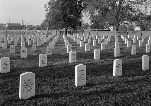 Duitse Oorlogsgraven Hampton National Cemetery Phoebus Addition