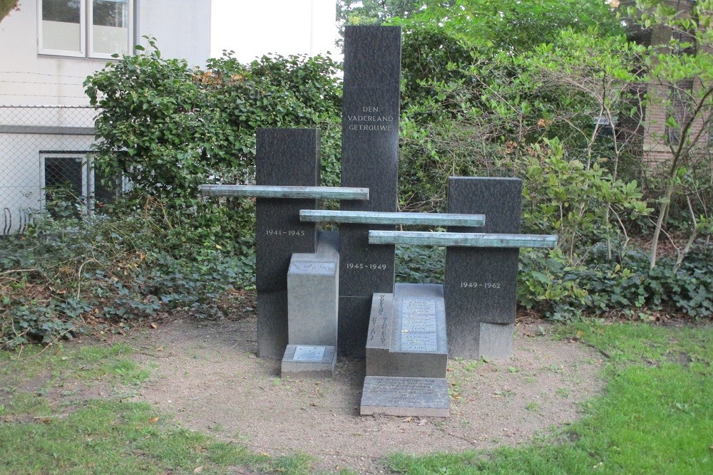 Memorial Dutch Indies Zwolle
