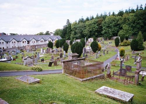 Oorlogsgraven van het Gemenebest St Malachi Churchyard