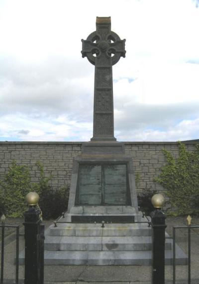 War Memorial Bray