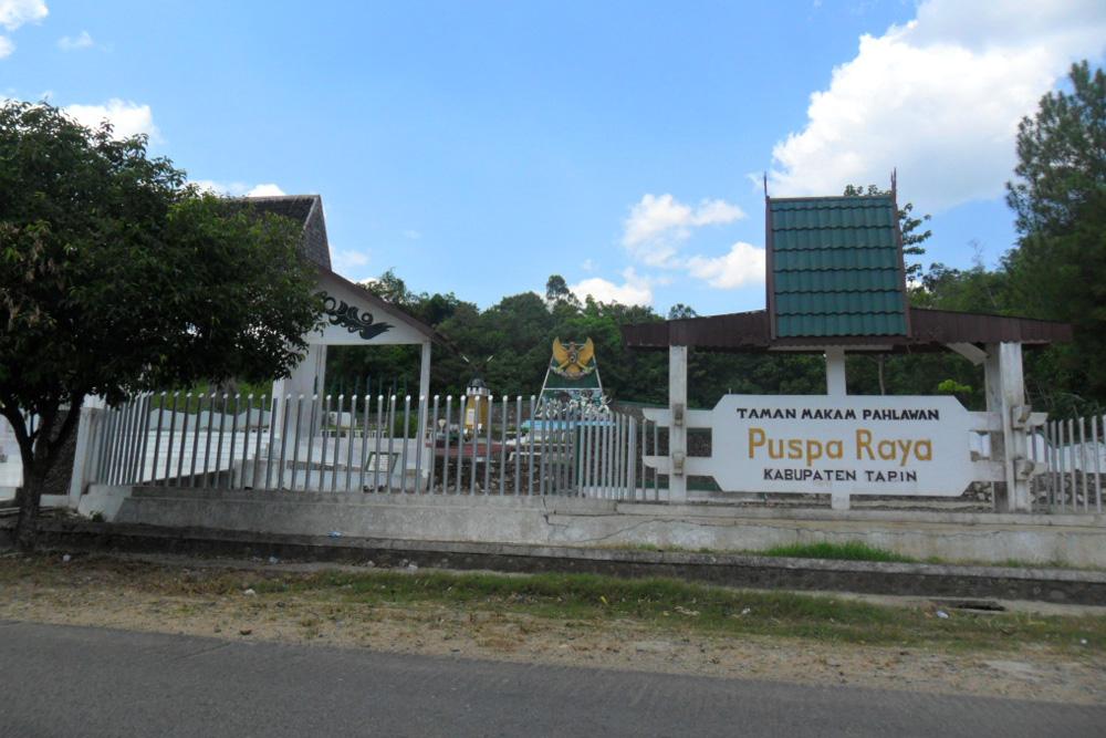 Puspa Raya Indonesian Heroes' Cemetery