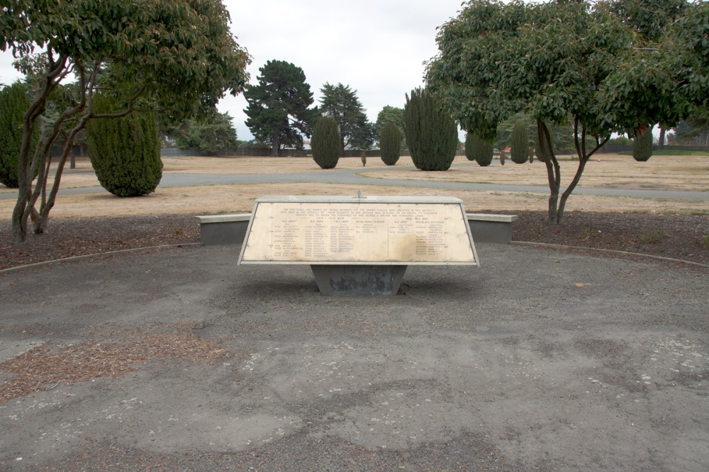 Canterbury Provincial Memorial