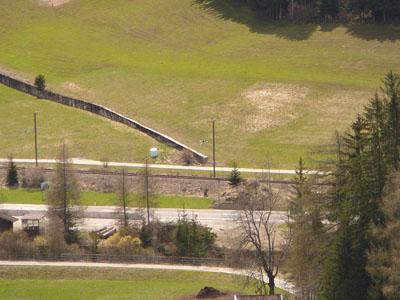 Tank Barrier (Blockade Prato Drava)