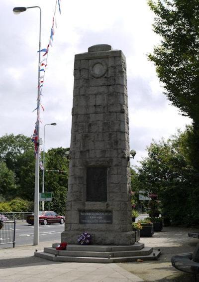 Oorlogsmonument Omagh