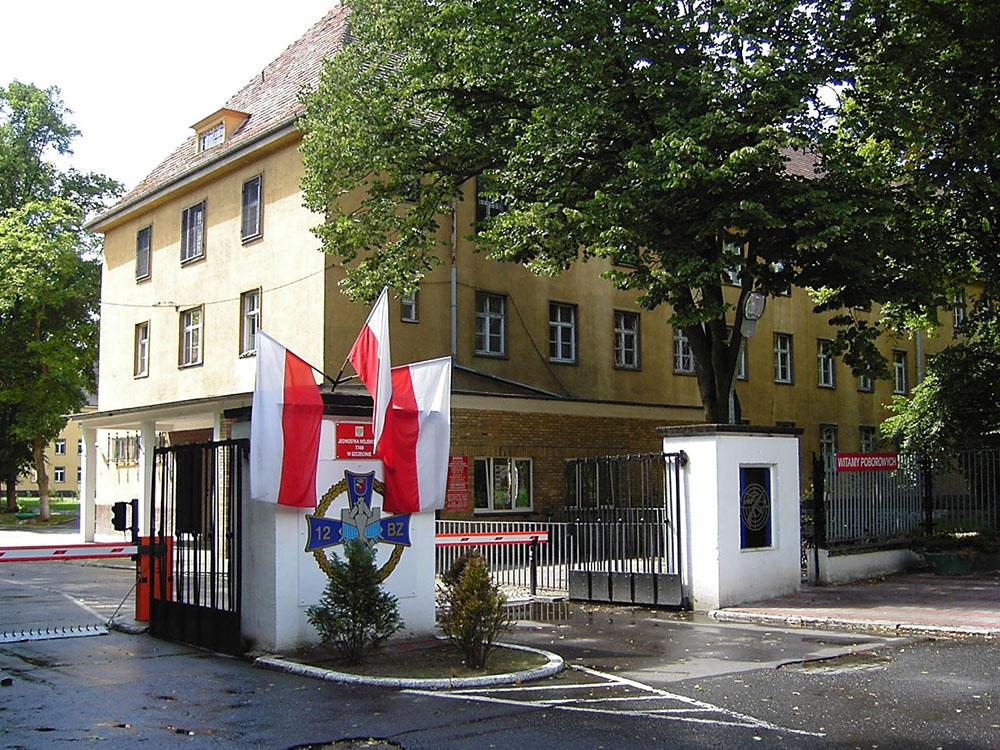 Voormalige Pruisische Kazerne K-1871