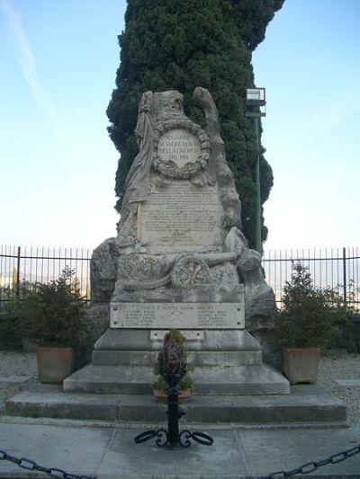 Oorlogsmonument Castelrotto