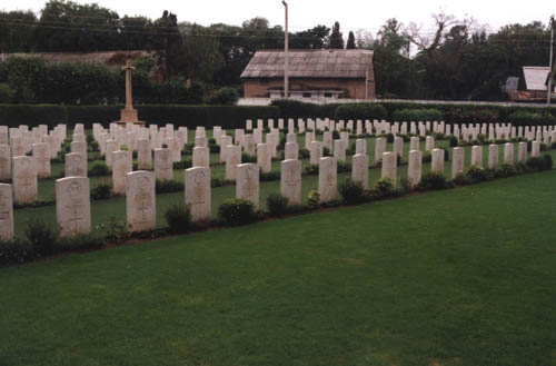 Commonwealth War Graves Rawalpindi
