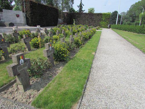 Belgische Oorlogsgraven Tielt