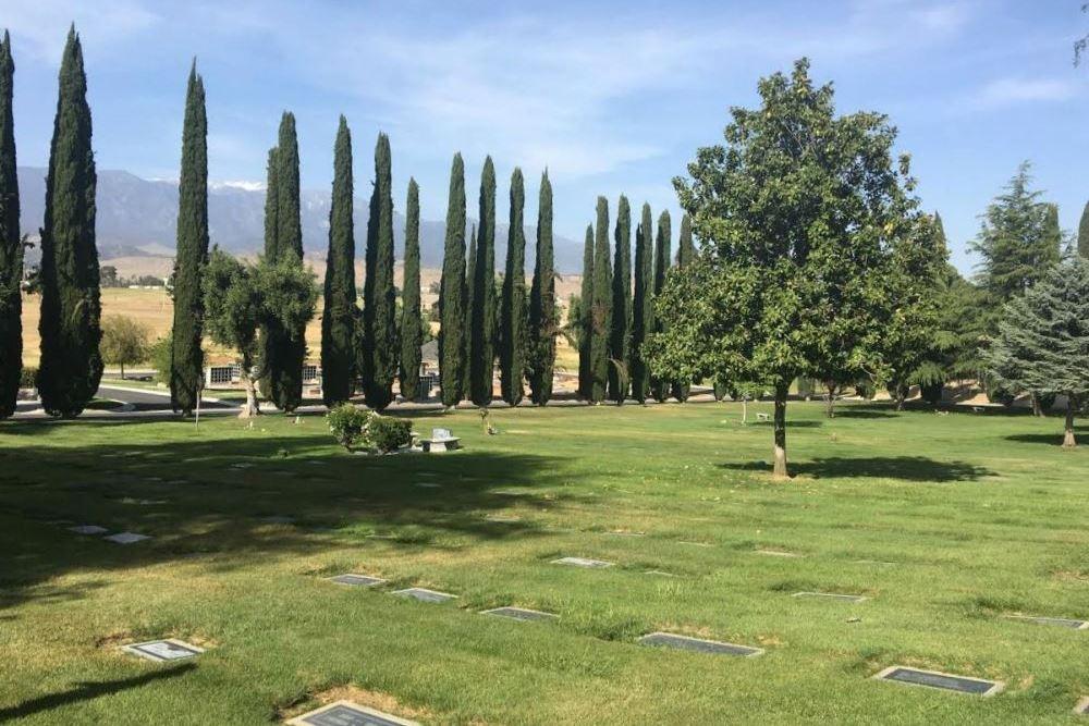 Amerikaans Oorlogsgraf Stewart Sunnyslope Cemetery