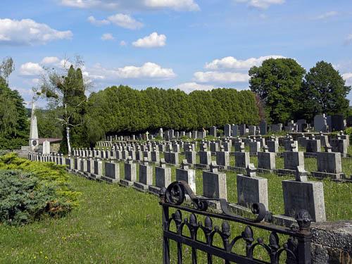 Soviet War Graves Neulengbach