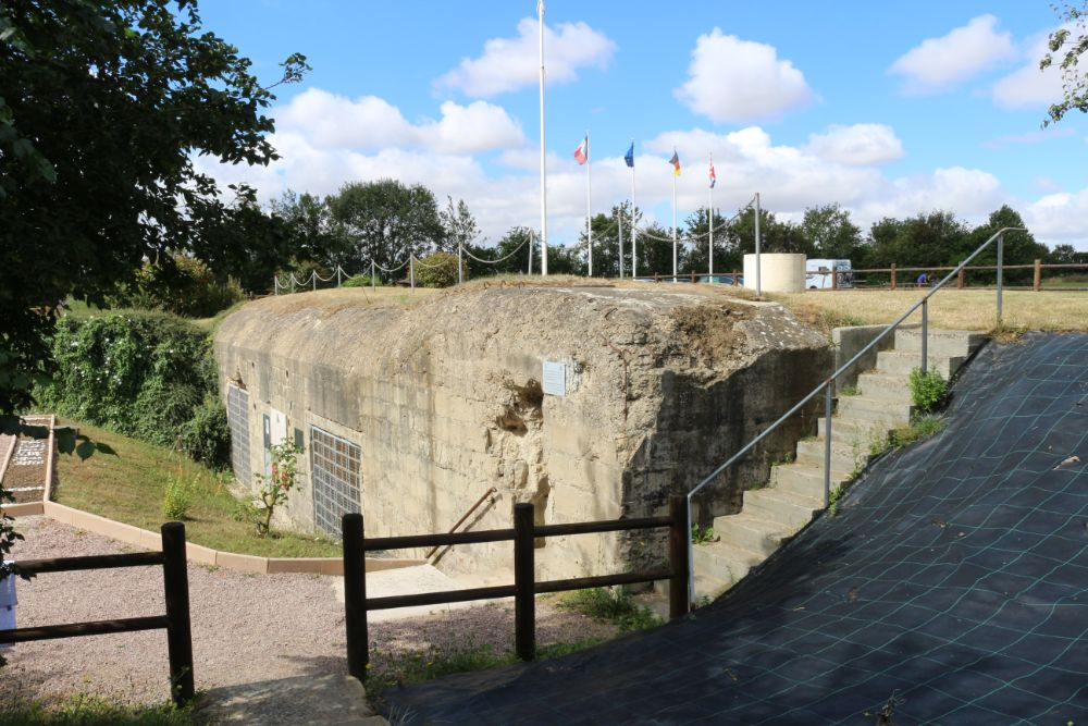 Atlantikwall - Hillman Bunker