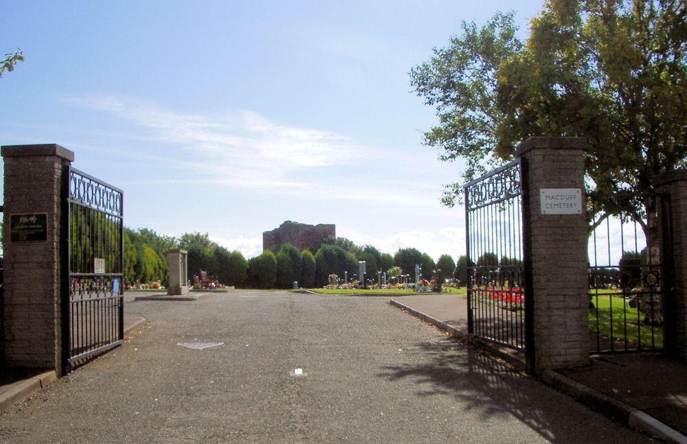 Commonwealth War Graves East Wemyss Cemetery