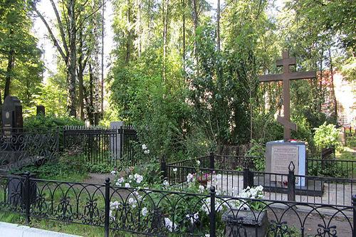 Kozakken Begraafplaats