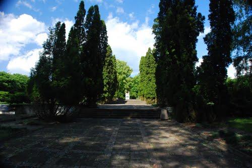 Soviet-Polish War Cemetery Myślibórz