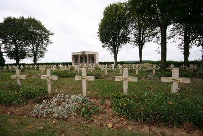 Czecho-Slovakian War Cemetery Neuville St. Vaast