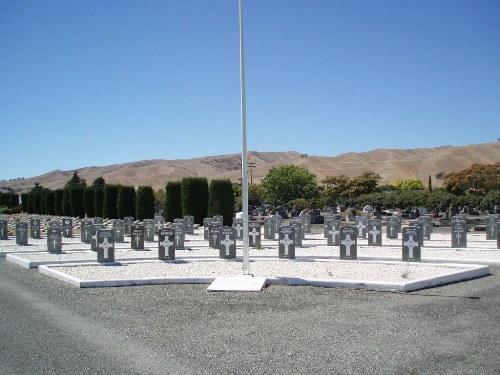 Oorlogsgraven van het Gemenebest Omaka Public Cemetery