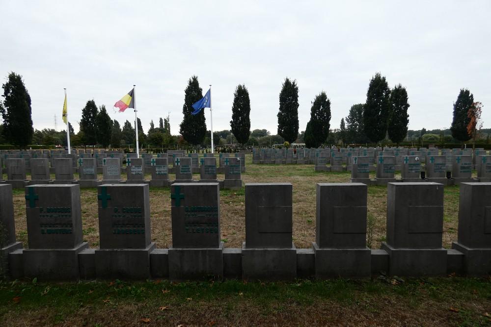 Belgische Oorlogsgraven Ruggeveld