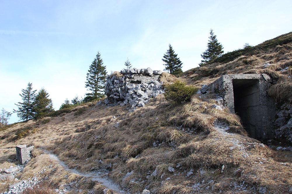 Alpine Wall - Casemate