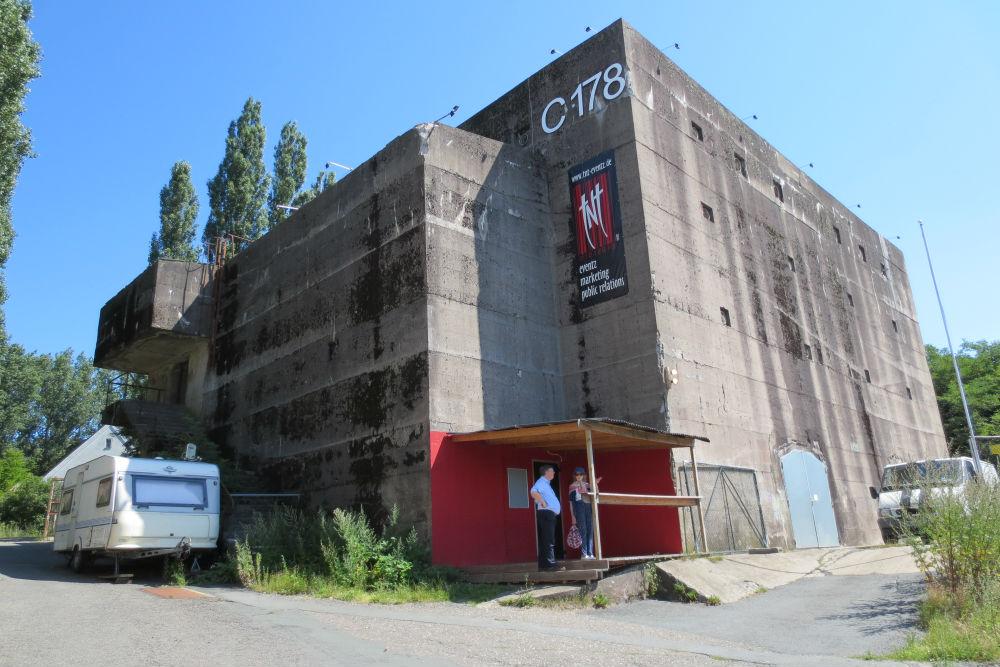 Bunkers Vulkan Shipyard