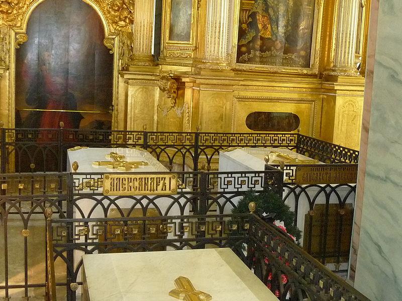 Keizerlijke Graven Petrus-en-Pauluskathedraal