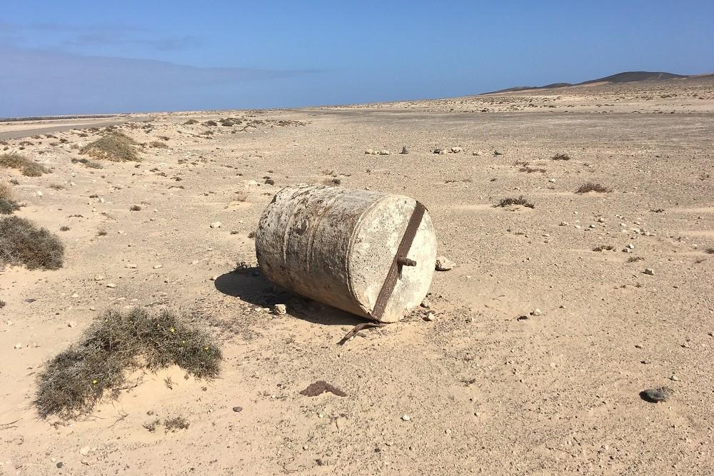 Abandoned Airfield Fuerteventura
