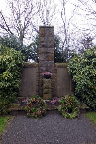 War Memorial Vrasselt