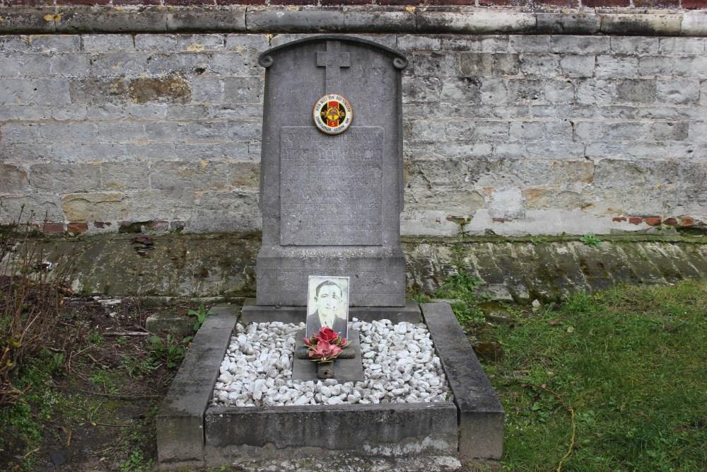 Grave Executed Resistance Fighter Moerzeke