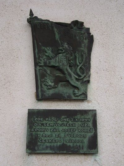 Memorial Victims Nazis