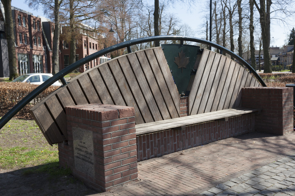 Liberation Memorial Lunteren