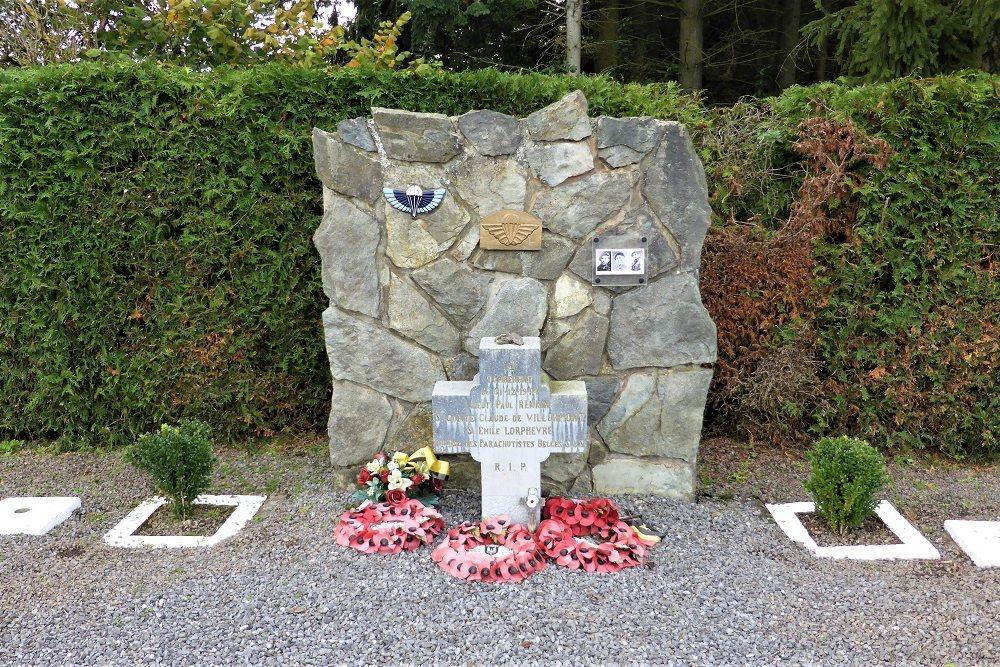 Monument Renkin - De Villermont - Lorphèvre