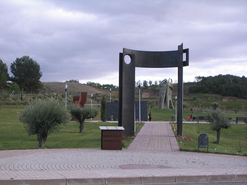 Remembrance Park Victims Navarra