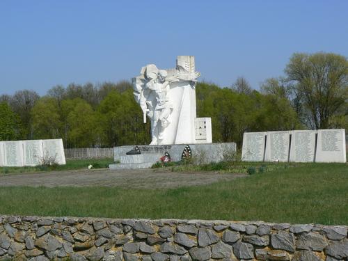Adryzyn Soviet War Cemetery
