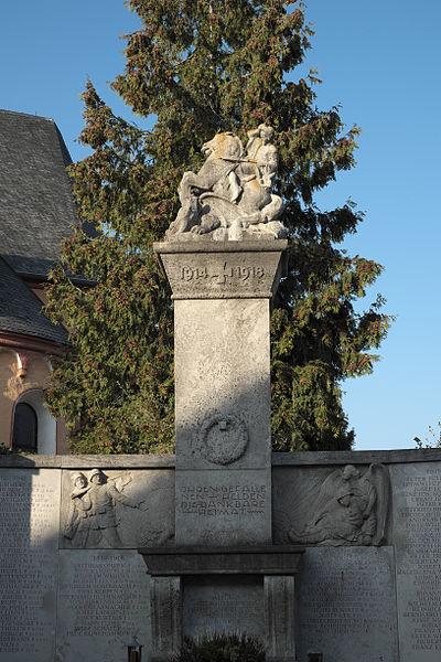 War Memorial Frauenberg