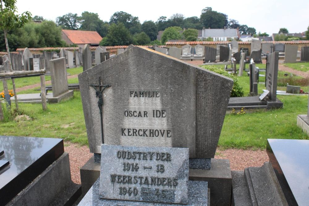 Graven Oudstrijders Zwevezele