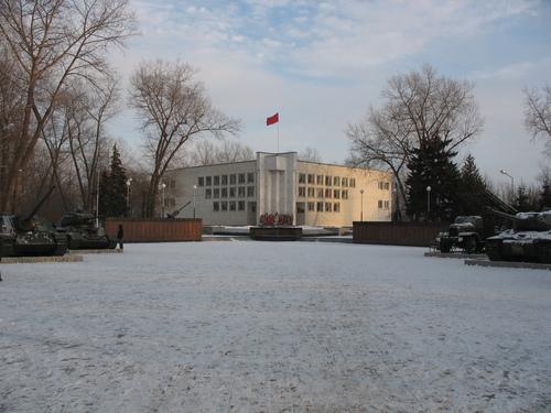 Diorama Museum Voronezh