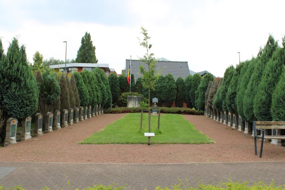 Belgische Oorlogsgraven Wingene
