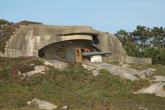 Artillery Bunker 2 of Batería de El Grove