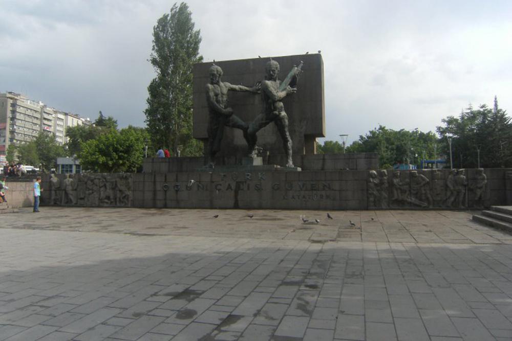 Güvenpark Memorial