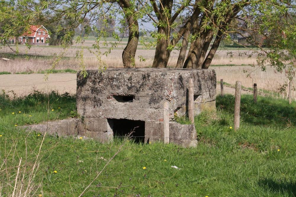 German Bunkers Olmendijk