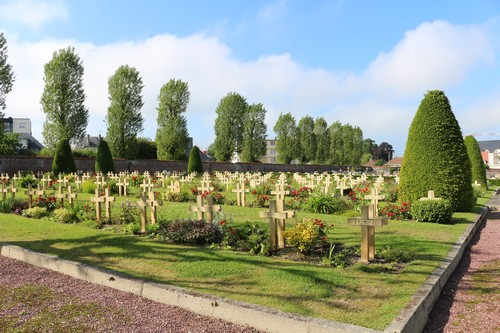 French War Graves