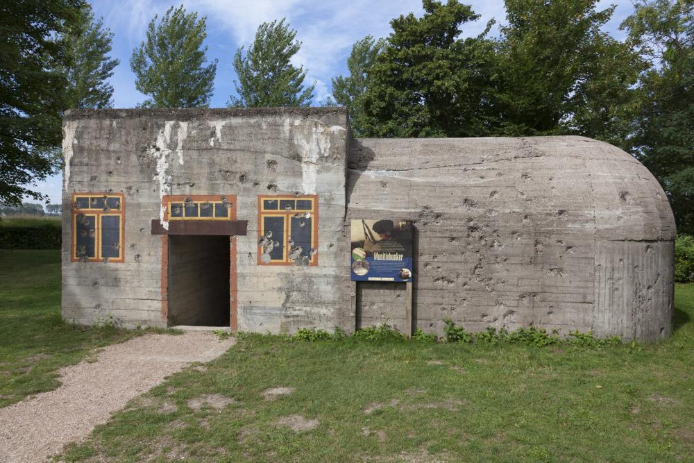 Stützpunkt Groede Bunker 5