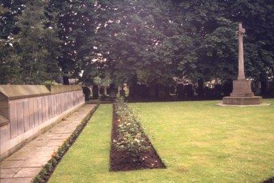 Oorlogsgraven van het Gemenebest Manchester Southern Cemetery