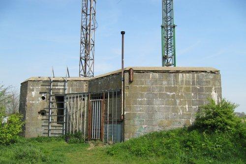 Landfront Vlissingen Stützpunkt Kolberg - Bunker 5 type 623