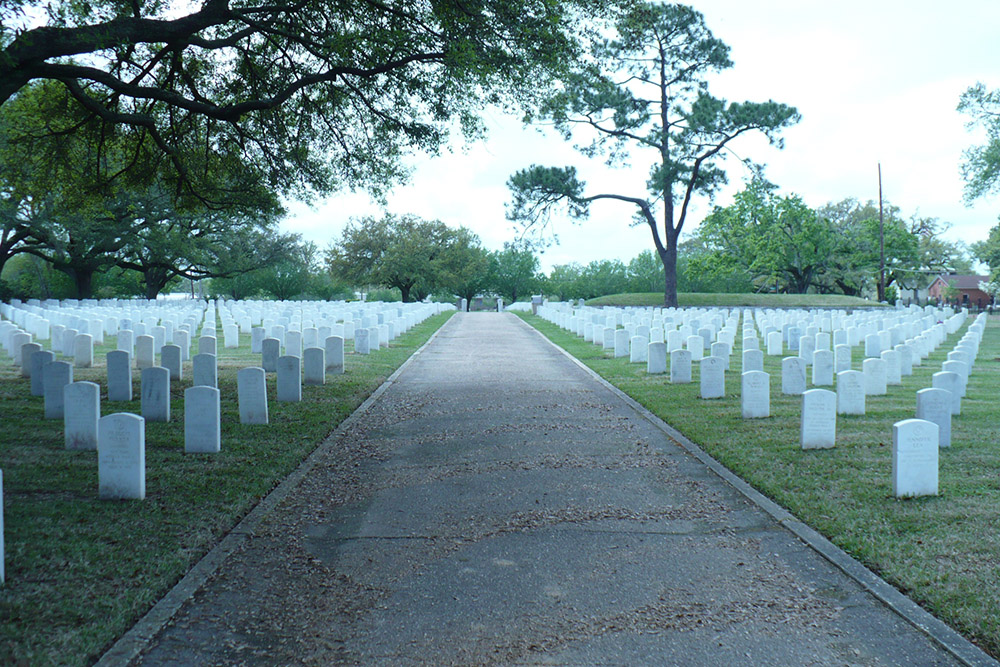 American War Graves Mobile National Cemetery