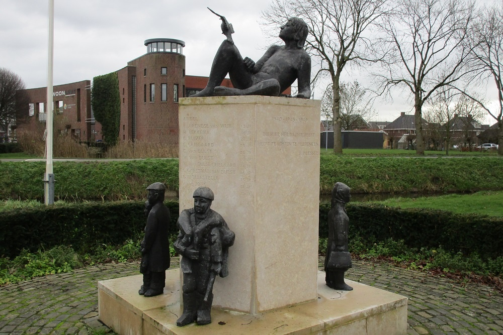 Oorlogsmonument Woudrichem