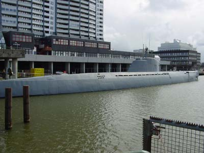 Museumschip U-2540
