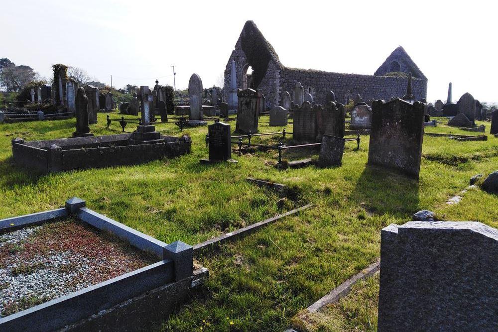 Oorlogsgraven van het Gemenebest Portrush Cemetery