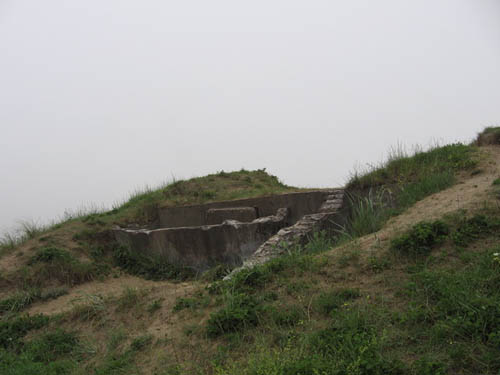 Festung IJmuiden - Küver 451a (W.N. 63